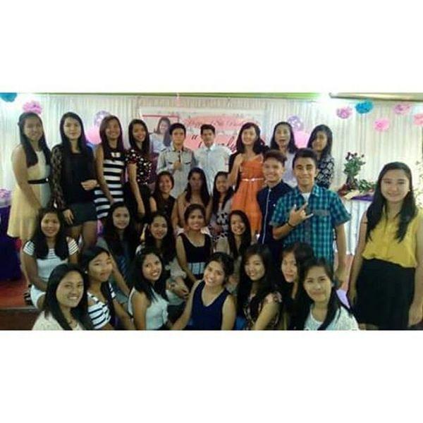 Last night was fun. I had a great school year end. 🙌😇