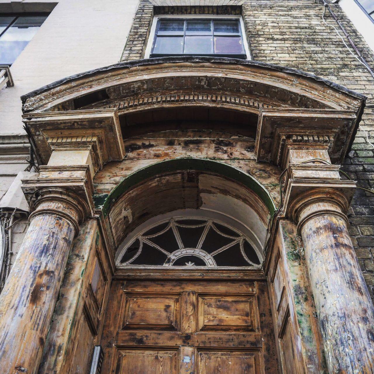 Door Worthing Architecture Seaside