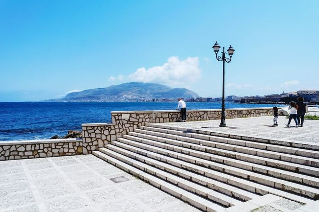 Beautiful day in Trapani Summer Memories 🌄 Taking Photos Landscape Landscape_Collection Streetphotography Eye4photography  Fresh 3 Open Edit EyeEm Best Shots
