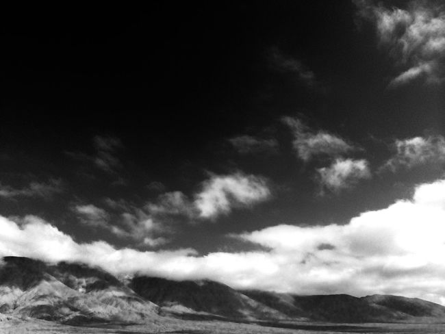 Sky Black & White Sky Nostalgia Chile