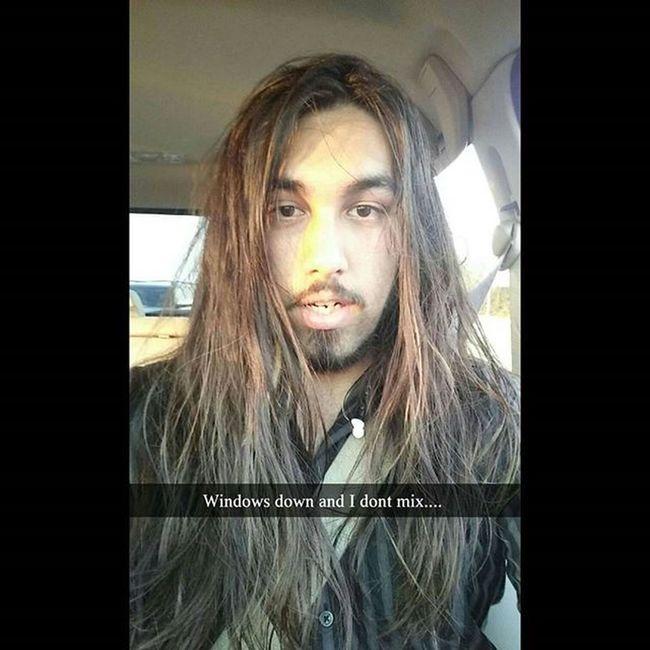 CarRide Car Messyhair Messyhairdontcare Hair Longhair Longhairdontcare Menwithlonghair Longhairguy Longhairedguys