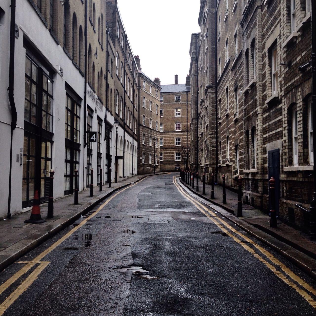 Streets Of London Empty Street Brick House Market Bestsellers April 2016 Bestsellers