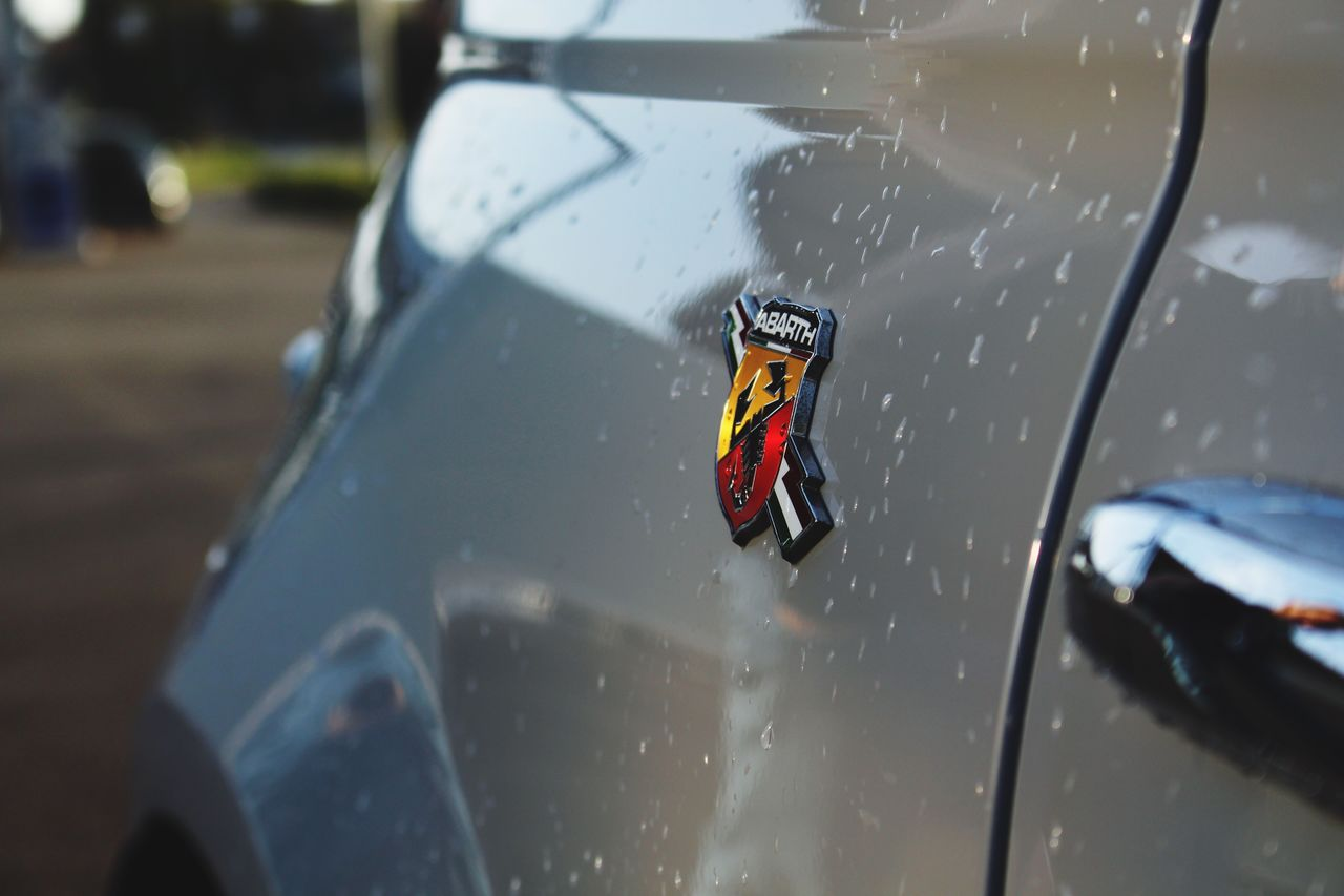 Racecar Abarth Grigiocampovolo Hello World Check This Out Hanging Out Hi! Taking Photos Enjoying Life