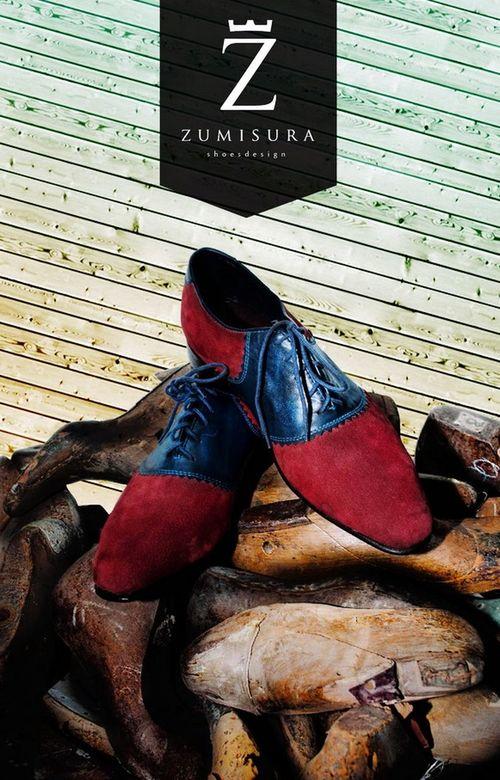 ZUMISURA Shoes ♥ Custommade Tijuana Shoemaker Zapatosalamedida