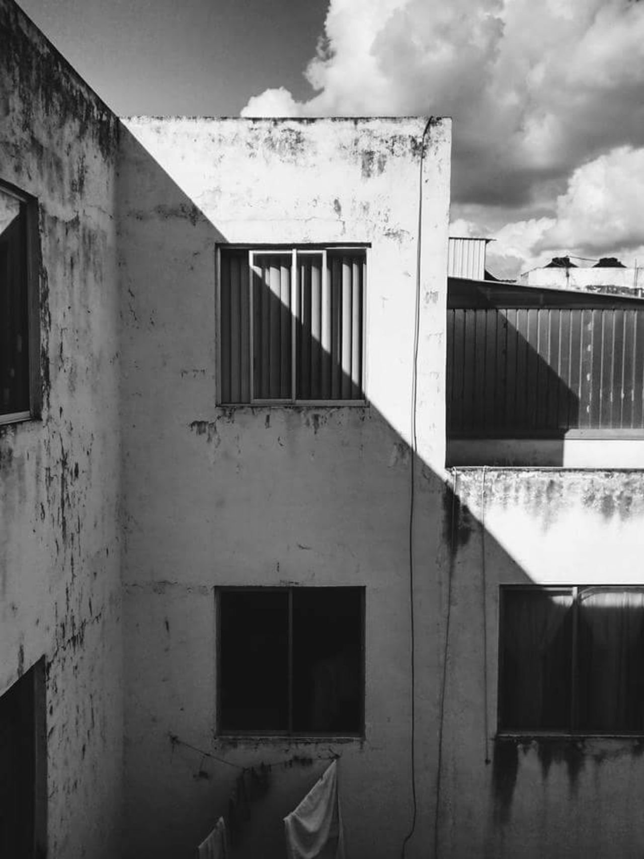 Architecture Cloud - Sky Sky Photography Mexicanphotographer Black And White Blackandwhite Photography Lifestyles