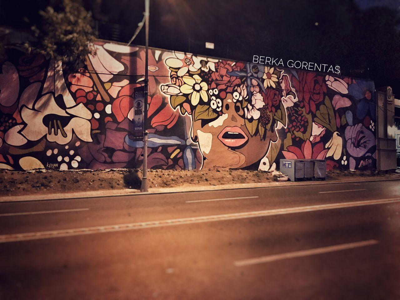Graffiti Street Bebek