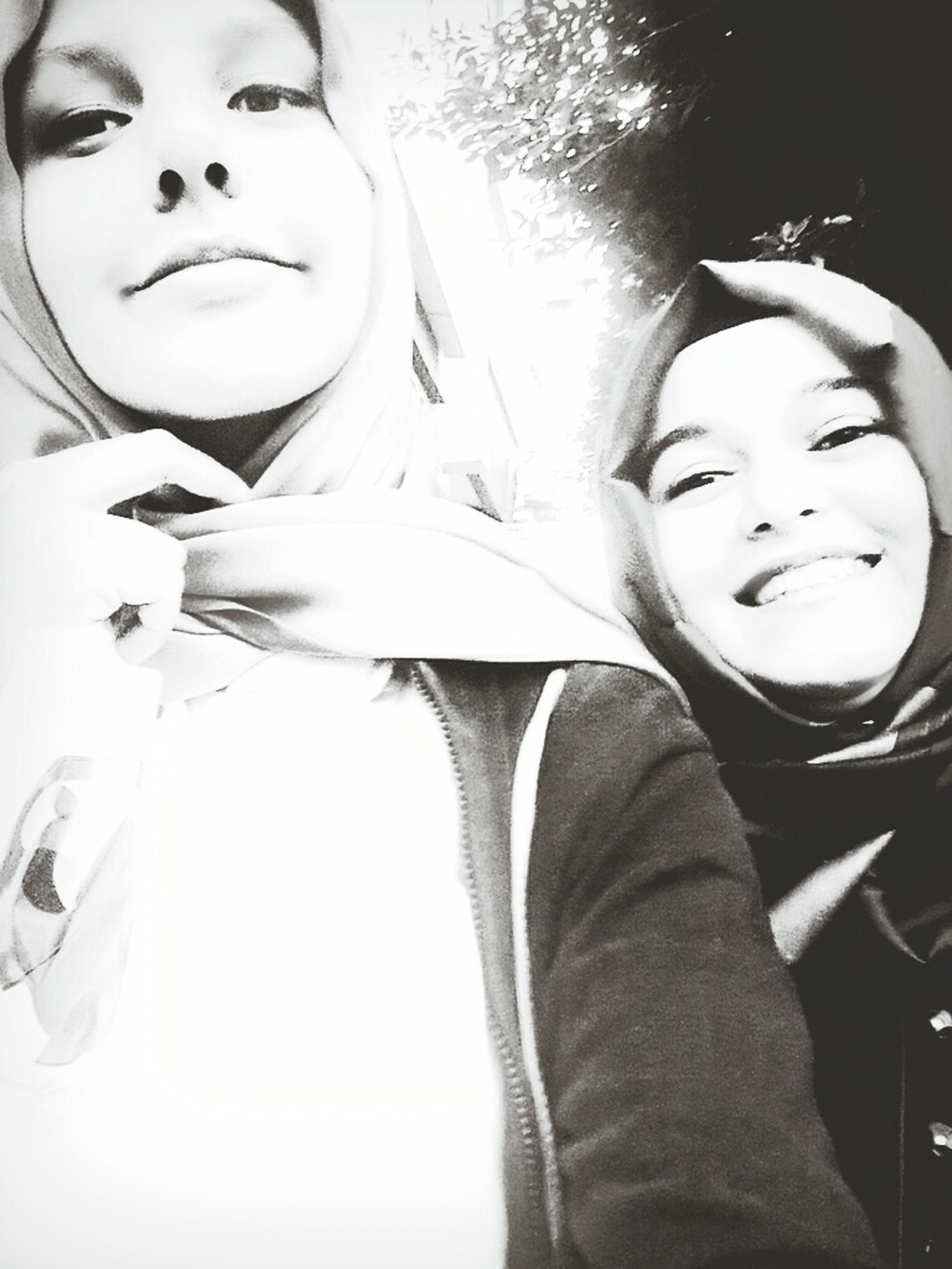 Gezerken bi selfie cekelim dedik :)