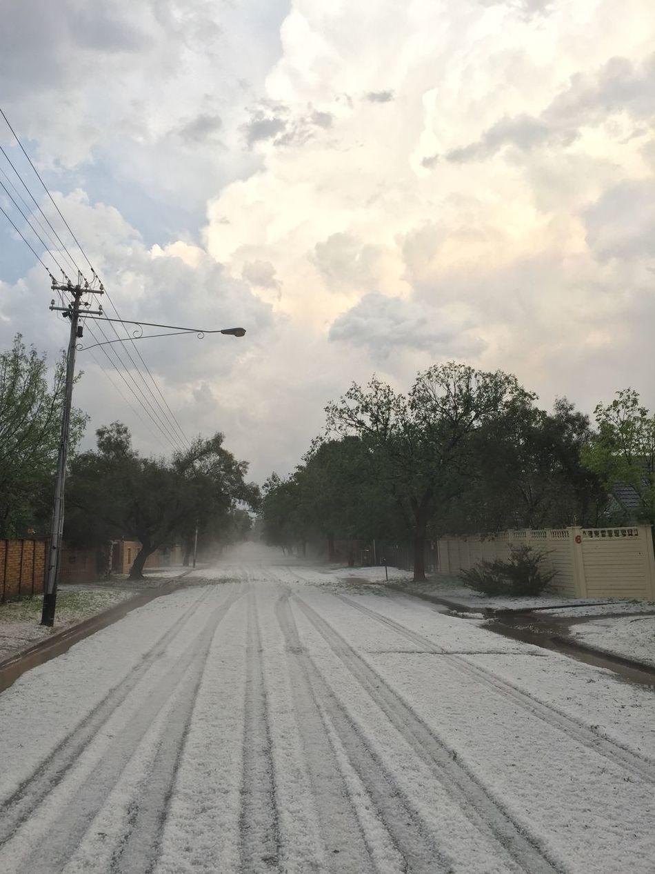 Halestorm in Bloemfontein #Bloemfontein #Halestorm Halestorm