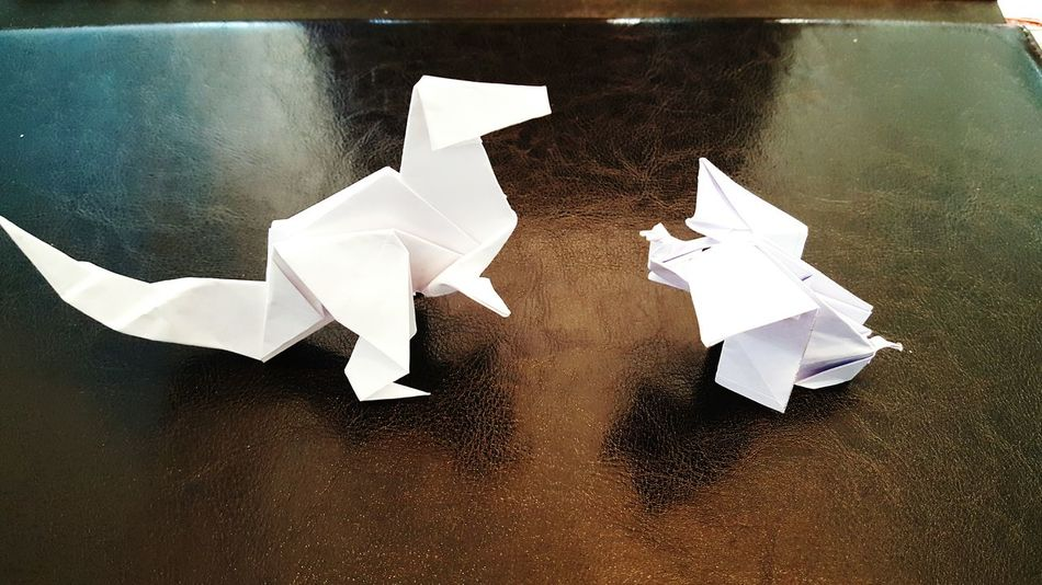 I'm fine and you? Paper Art Paperwork Paper View Paper Elephant Elephants Tirex