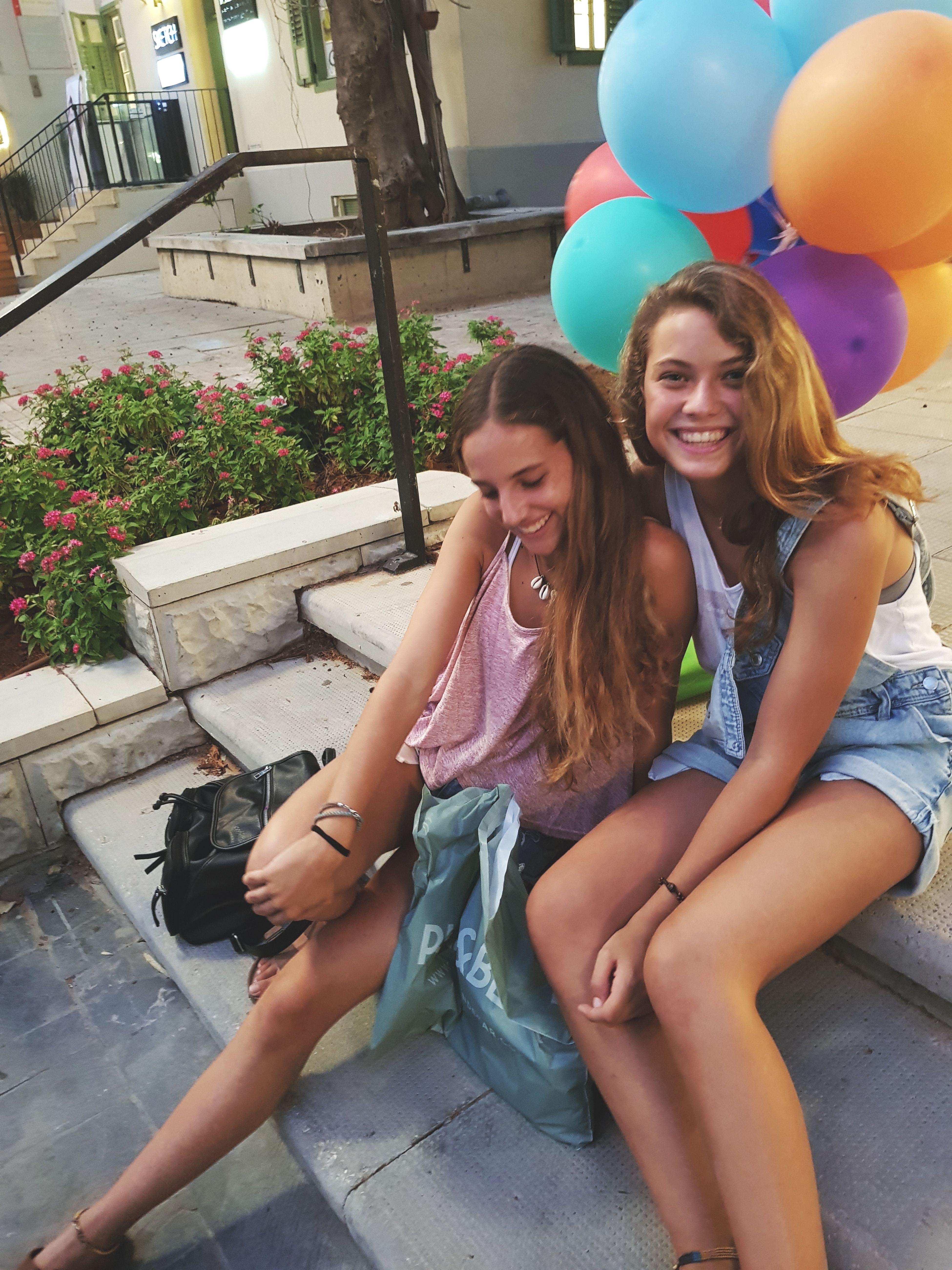 חוגגת לאחות 15 Celebration Sisss