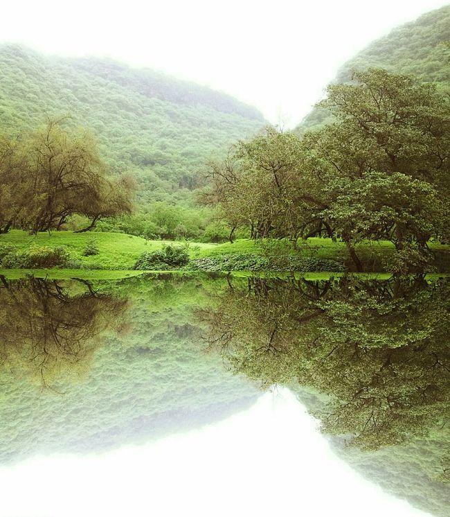 Salalah lake