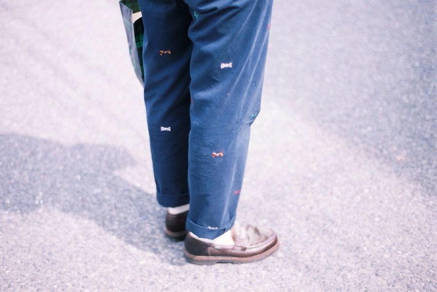 Day People First Eyeem Photo Pants