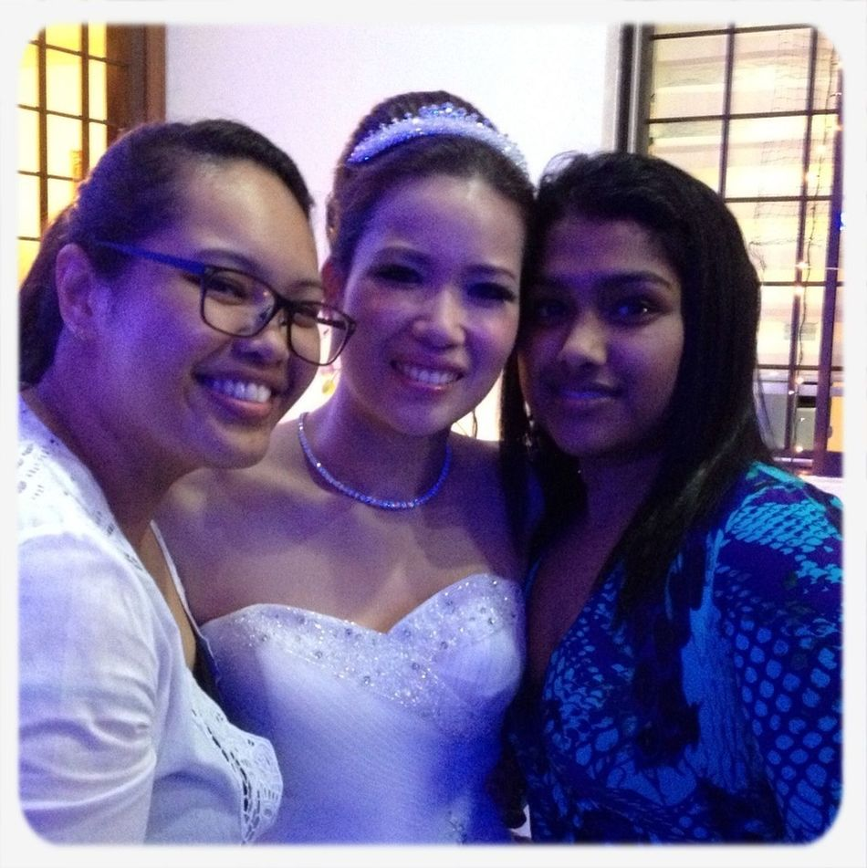 Reunion With The Bride