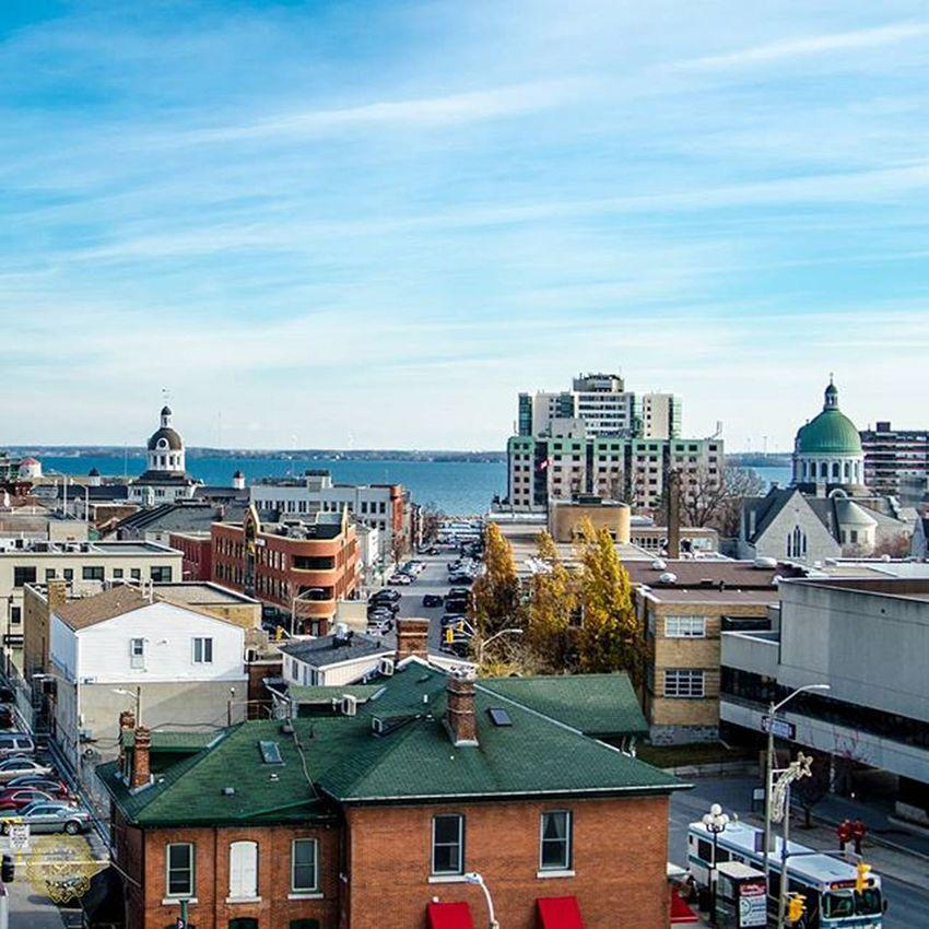 Downtownkingston Cityofkingston Ygk Lakeontario  Cityscape Beautifulcities Myontario Nikon Nikoncanada CanadianCreatives