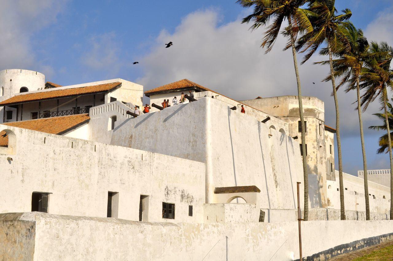 Africa Architecture Built Structure Cannon Castle Complex Elmina Elmina Castle Fortress Fortress Wall Ghana Historic Historical Historical Building Historical Monuments Outdoors Slave Slavery Slavetrade Travel Destinations WestAfrica