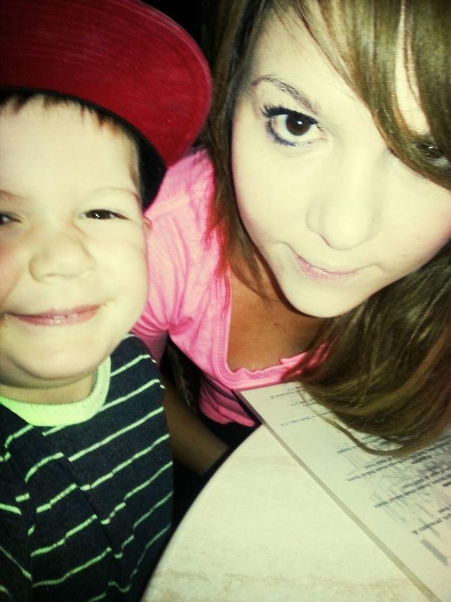mornings with my son :) Lifeismemory Mummylovesme FamilyFun  All Smiles