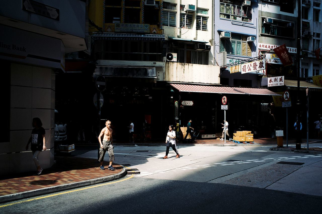 The City Light Real People Outdoors City Architecture Minimalist Architecture Sonya7rii Adapted To The City Street Photography Hong Kong Sunlight Leica EyeEm Gallery EyeEm Best Shots Travel Destinations Embrace Urban Life Built_Structure EyeEmNewHere