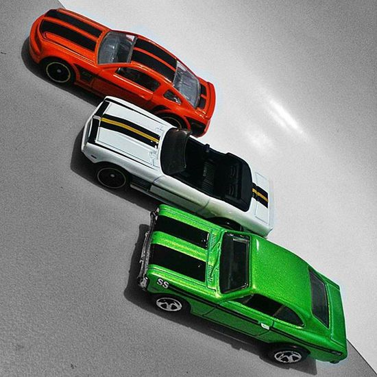 My Tricolor..!! India 69th Independenceday Nation Incredibleindia Tricolor With HotWheels Celebrate The Pride Love Orange Mustang White Convertible Green Camero Myway
