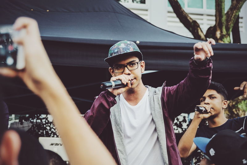 Shot an Arts Festival back in January. Music Musicphotography Concert Concert Photography First Eyeem Photo Liveperformance Rap Rapper HipHop Music Festival Singapore Stage Stagephotography Showcase March