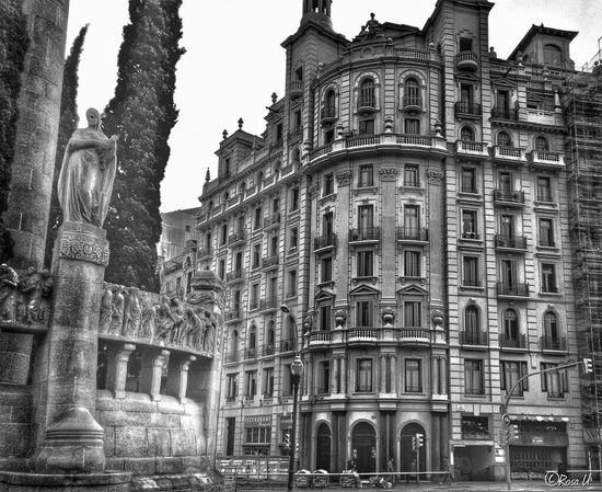 Rincones escondidos Streetphoto_bw Being A Tourist Barcelona Eye4photography