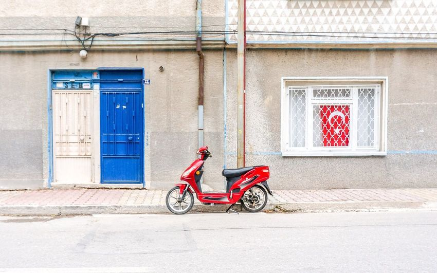 Learn & Shoot: Balancing Elements Konya Turkey Motorbike Turkey