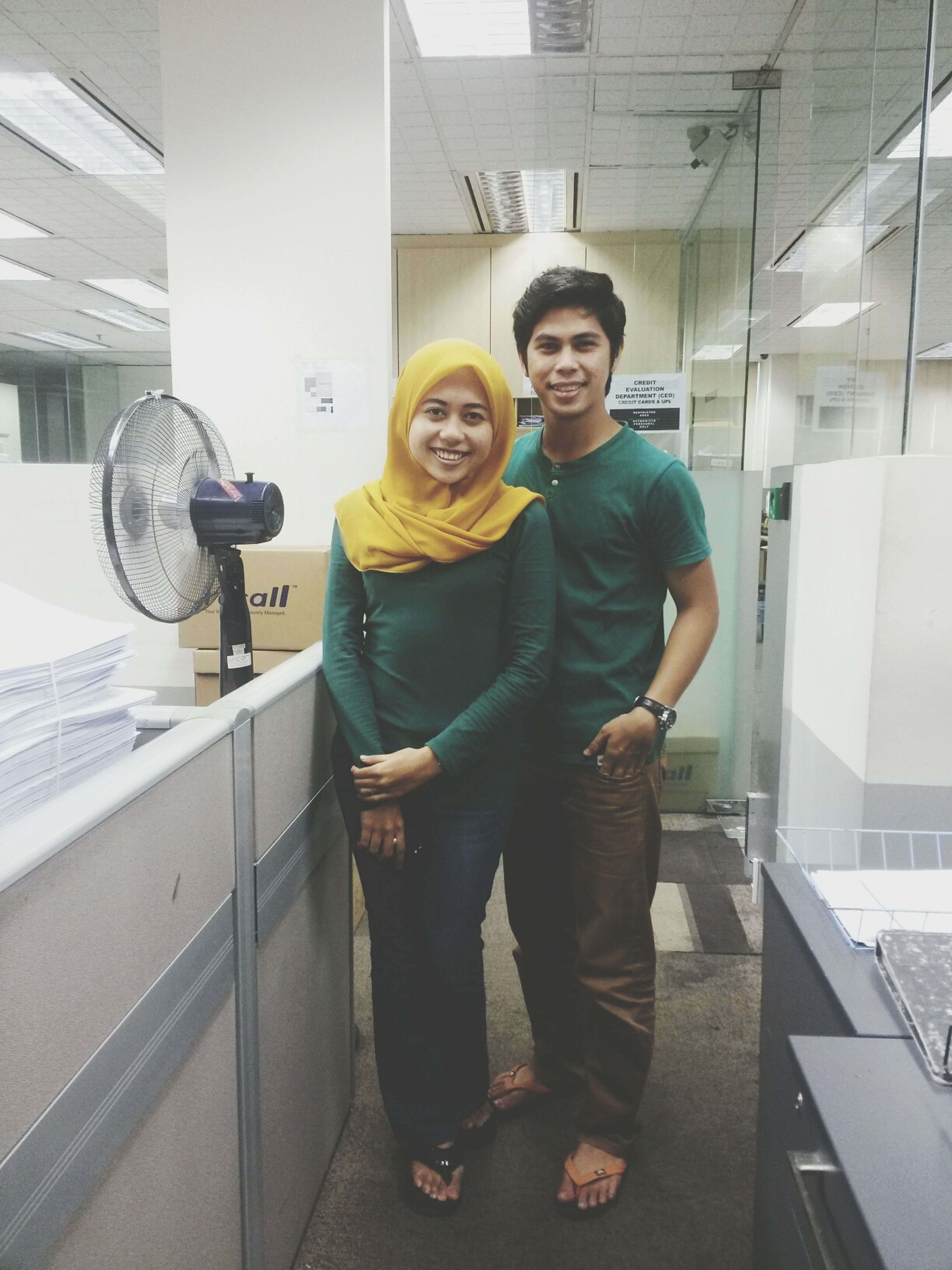 team hijau