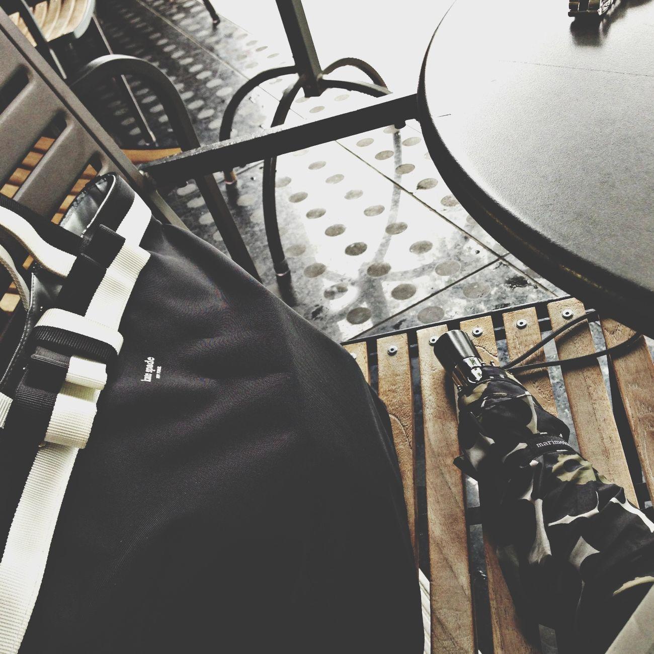 KateSpade Starbucks Hello World
