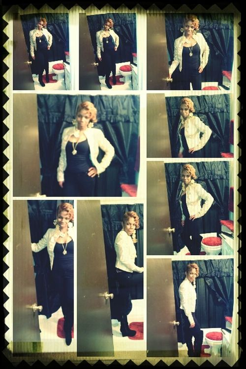 My Ol Lady Looking Like Money ;)