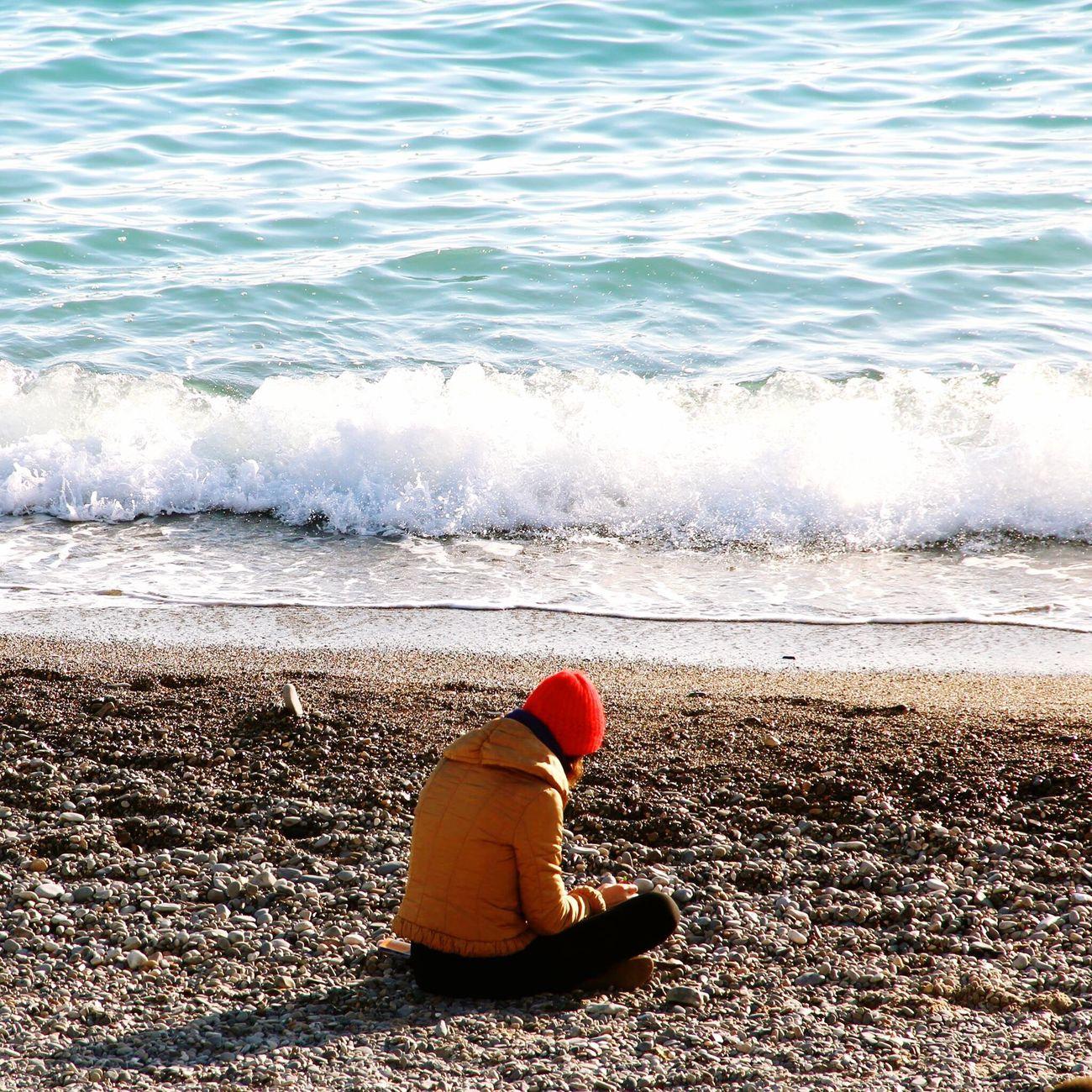 Showcase: December Freddo Polare!😆 Cold Cold Winter ❄⛄ Sea Sea And Sky
