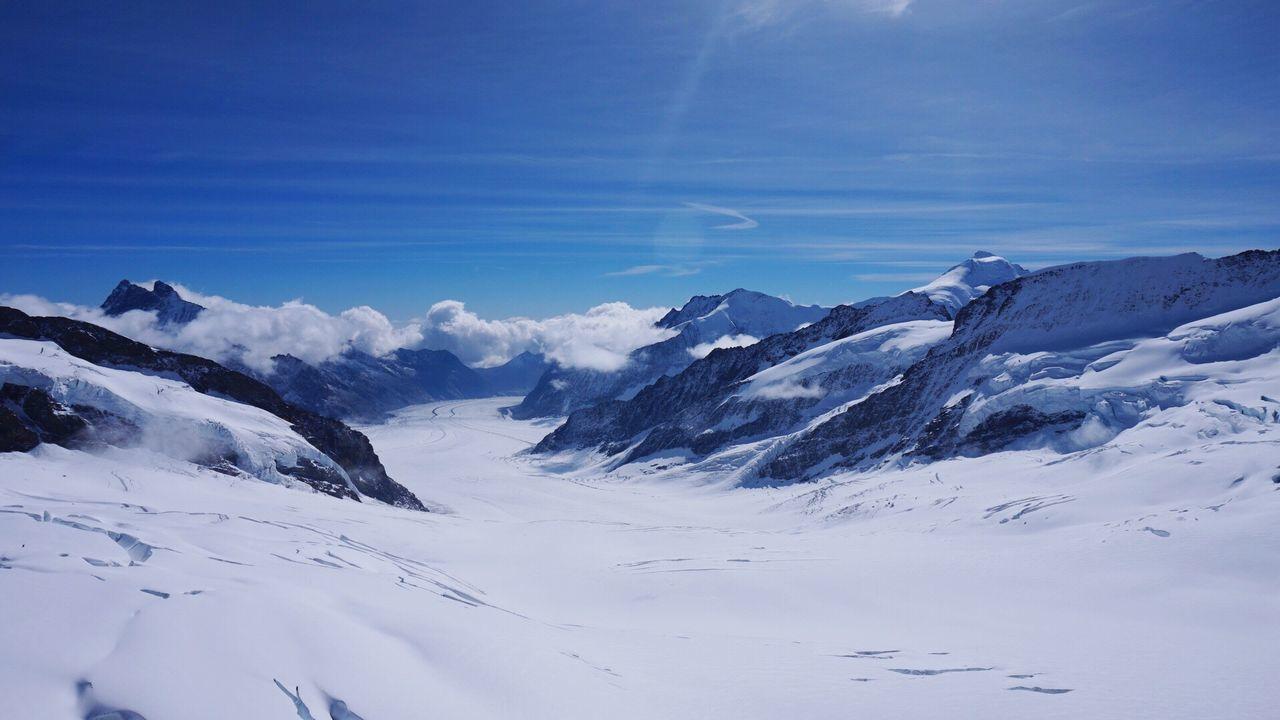 Switzerland Jungfrau