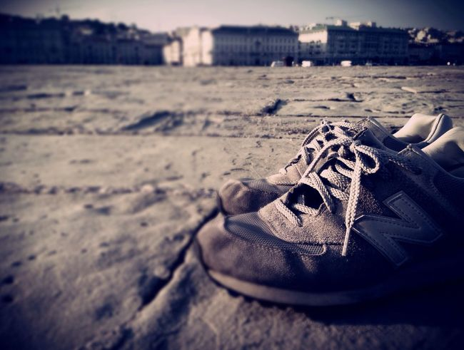 NB. Blackandwhite Molo Audace Trieste Structures Remember Sittingwaitingwishing Ground Ifihadaboat Seaitloveit Shouldistayorshouldigo Shoes Sneakers Couples Belongtome My Favorite Place Battle Of The Cities People And Places