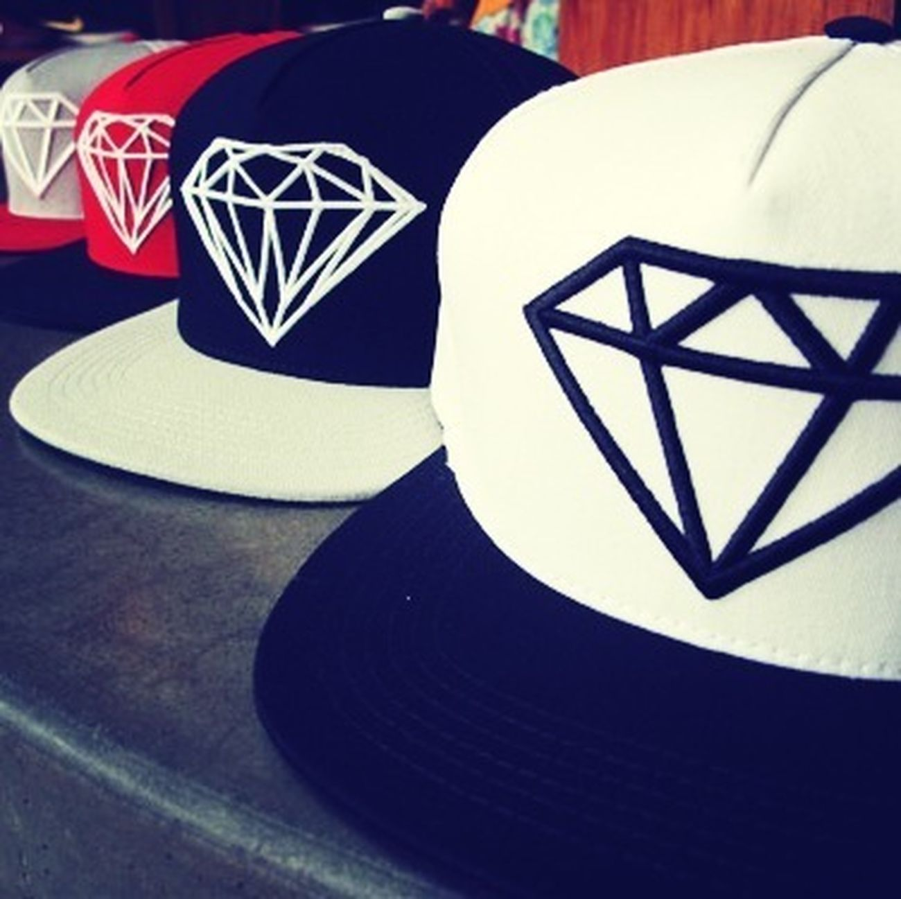 New hats I bought