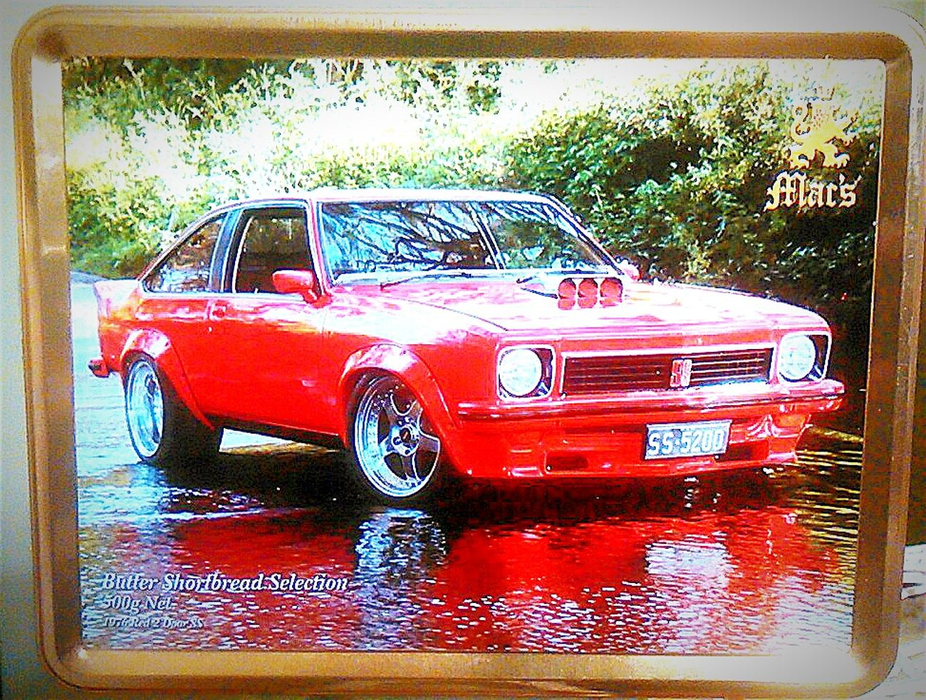 1976 Holden SS Torana Hatchback Supercharger General Motors Holden Cars Red Car Fast Car Tin Collection Holden Torana Torana GMH Car Porn Car Carporn Fast Cars Red Blower Supercharged