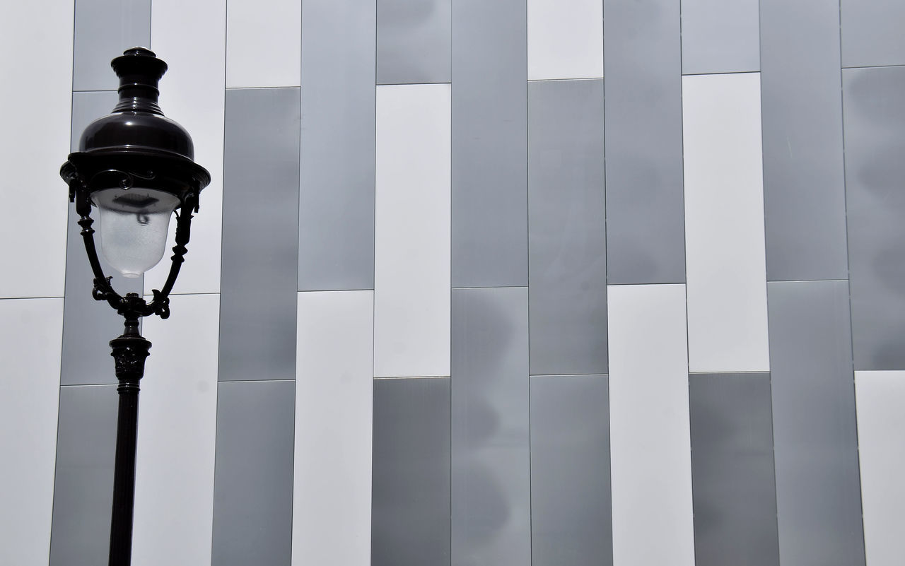 Close-up Construction Site Day Design Geometric Shapes Modern No People Paris 17e Paris ❤ Reverbere  Street Light White