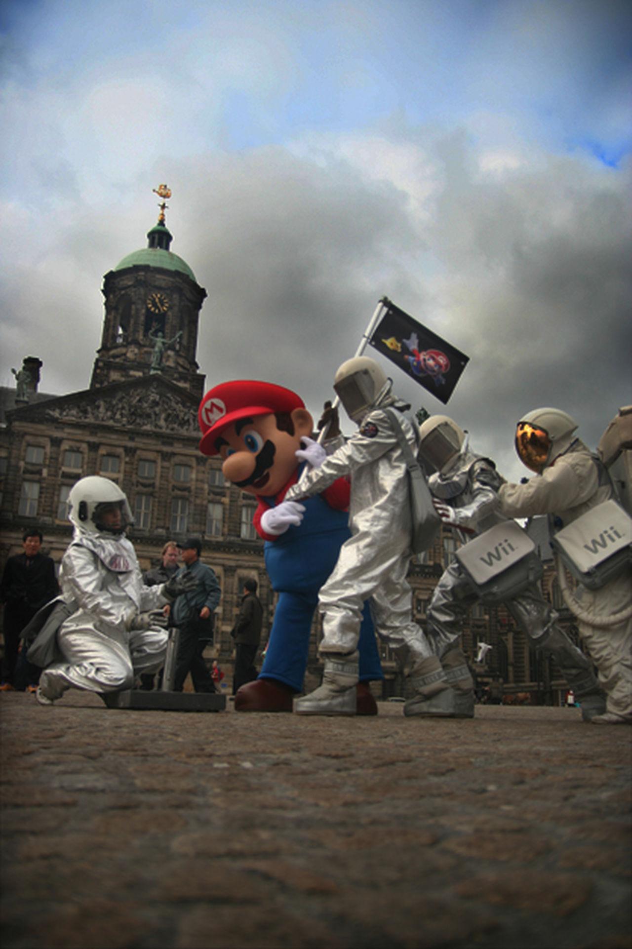 Amsterdam Mario Nintendo Nintendolife Nisute Europe Press Event Press Photography Super Mario
