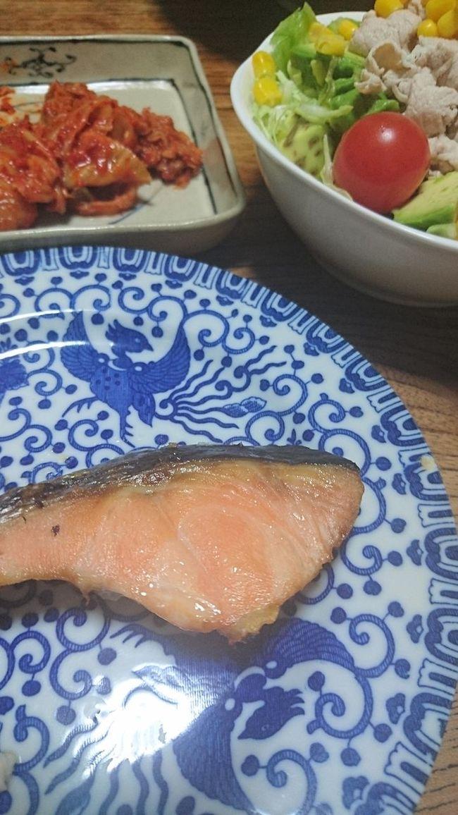 時鮭 鮭 Salmon Grill Foodphotography Food Foodgram Foodporn Foodstagram In My Mouf Foodie Mobilephotography Xperiaphotography XperiaZ5 Meal Enjoying A Meal Taking Photos Taking Pictures Yummy