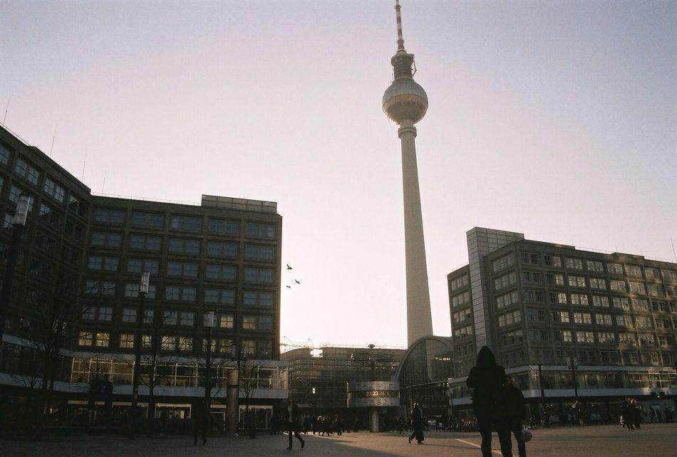 Berlin Analog 35mm Film Berlinhustlesharder
