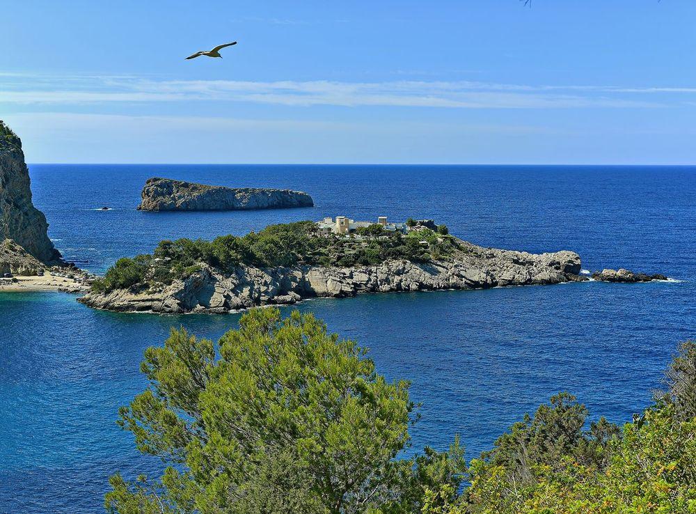 Hello World Color_of_ibiza I Love This F*cking Island! Landscape_Collection Nature Eivissa Ibiza