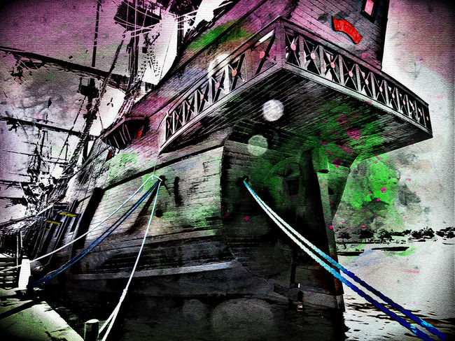 El Galeon Architecture Bay City Built Structure Canal Craftmanship Day Docked Docked Ship El Galeon Galleon Green Color Historic Michigan Multi Colored Outdoors Pirate Pirate Ship Pirateship  Spanish Spanish Galleon Tall Ship Tall Ships Textured  Wood Work Woodwork