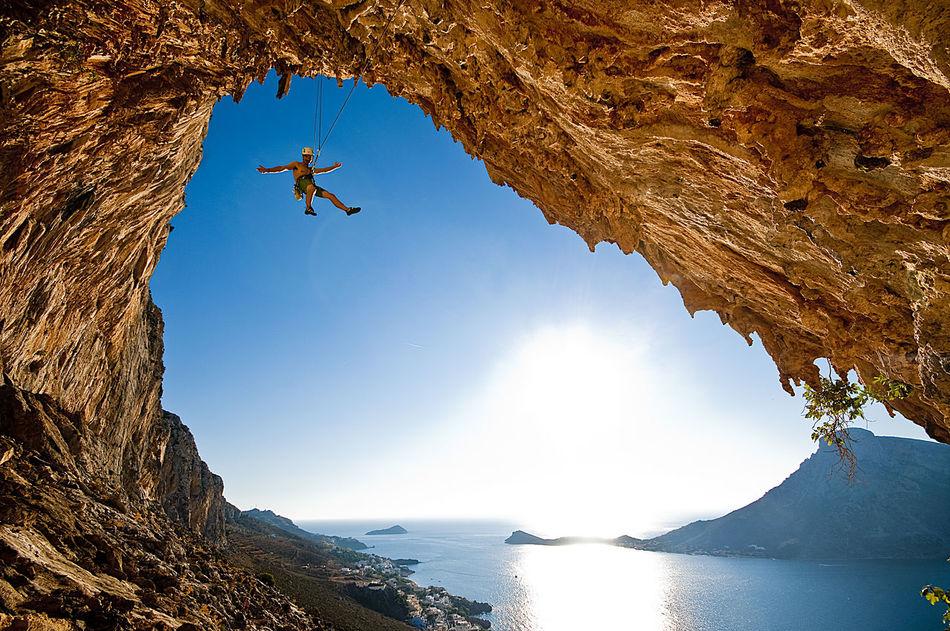 Beautiful stock photos of berge, 35-39 Years, Adventure, Beauty In Nature, Challenge