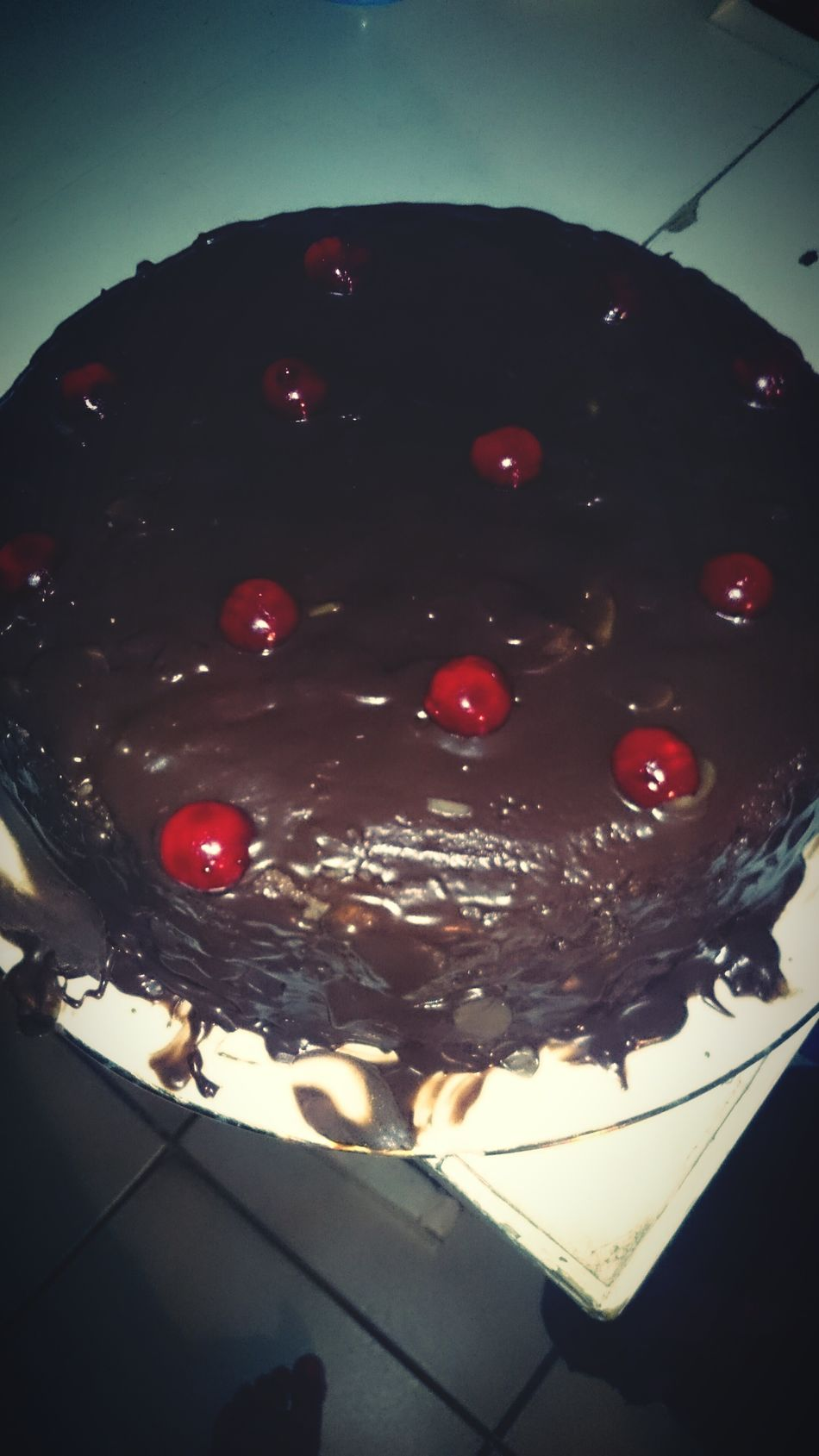 yummi cake Cake Yummi Almost Christmas Chocolate Hello Pic Of The Day Holidays Vacation Time Chill