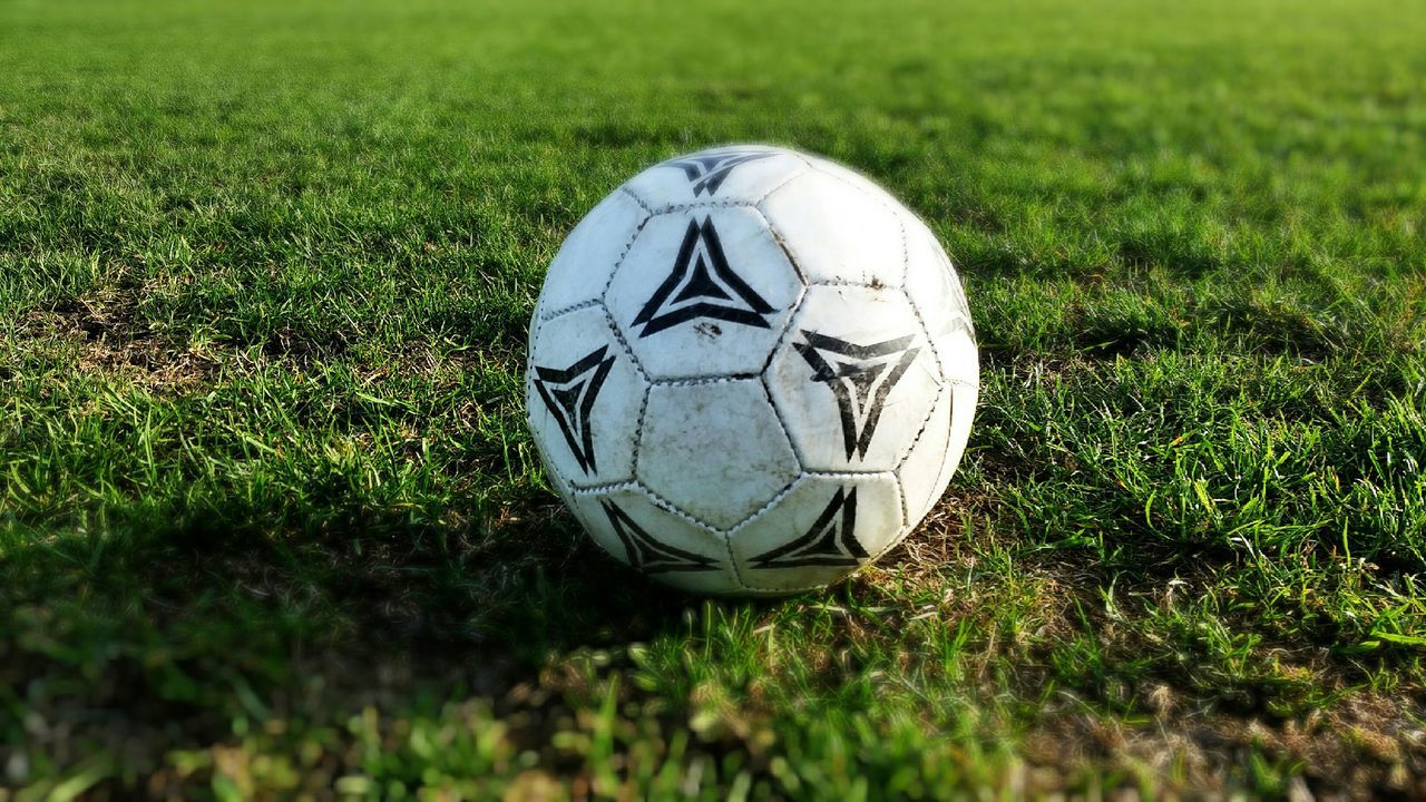 Beautiful stock photos of soccer, Close-Up, Day, Field, Green Color