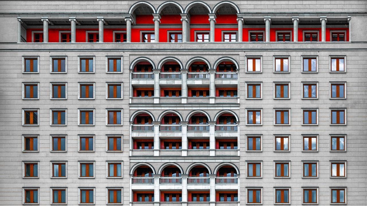 Arch Architecture Building Exterior Built Structure Cast Iron Close-up Day Façade No People Outdoors Red Window