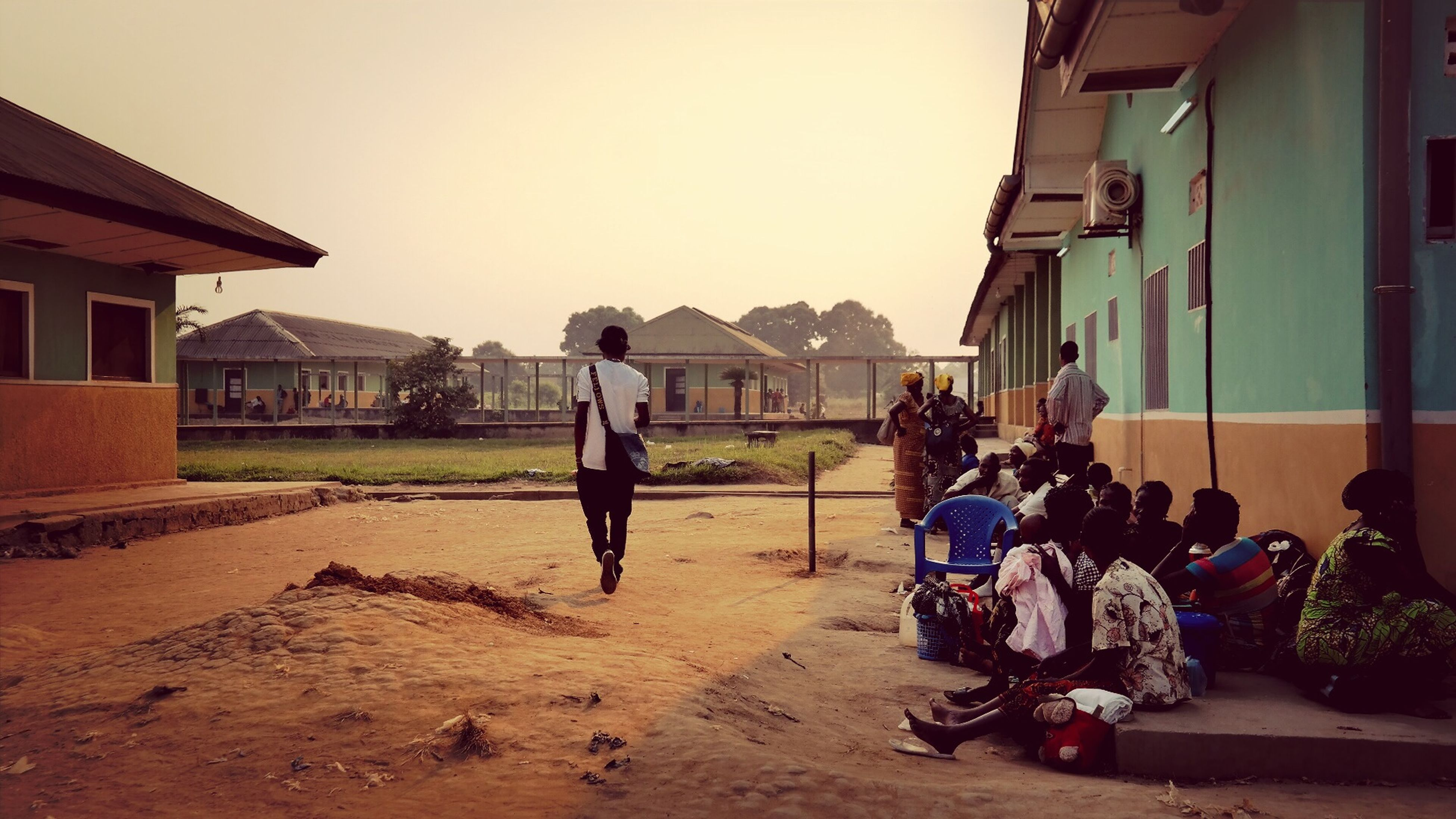 Democratic Republic Of The Congo Bandundu Ville People