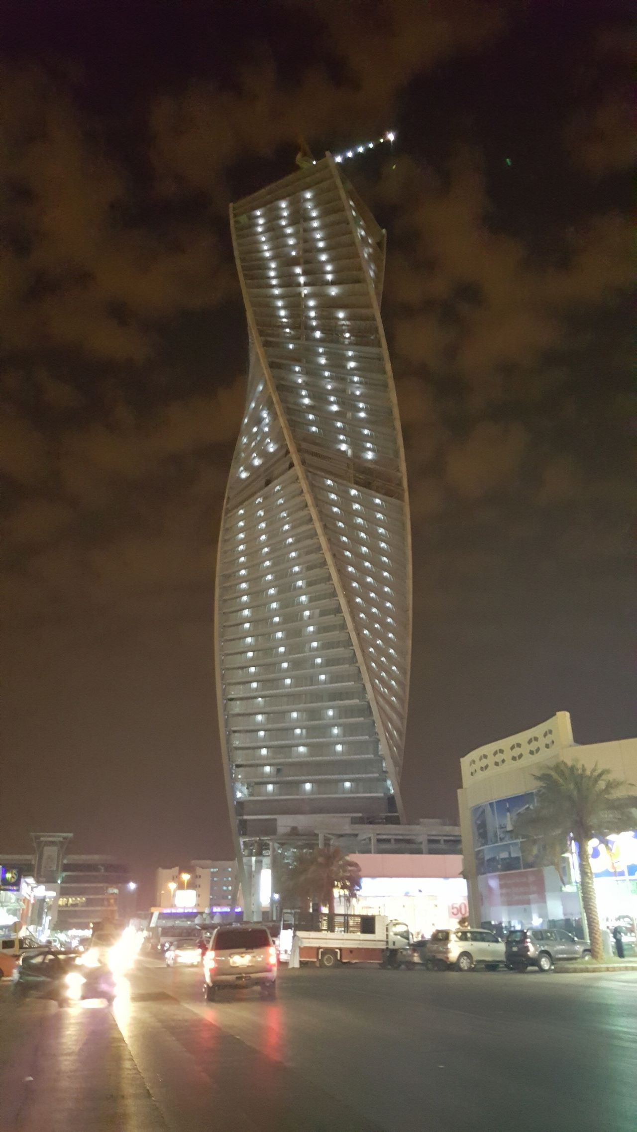 Construction Tower Architecture Riyadh City