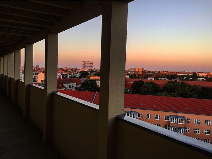 IPhoneography Penthouse View Sunset Summertime Berlin Berliner Ansichten Berlin Photography EyeEm Best Shots Gasometer Ausblick Schöneberg Berlinschöneberg My Fuckin Berlin Sundown