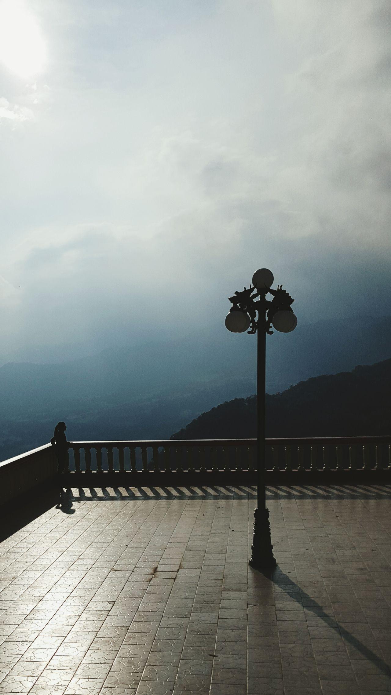 Mi dear friend Malini in a scene lookout, visiting Naolinco. Scenic Lookout Mountains Sky Naolinco Pueblos Mágicos De México Veracruz, México