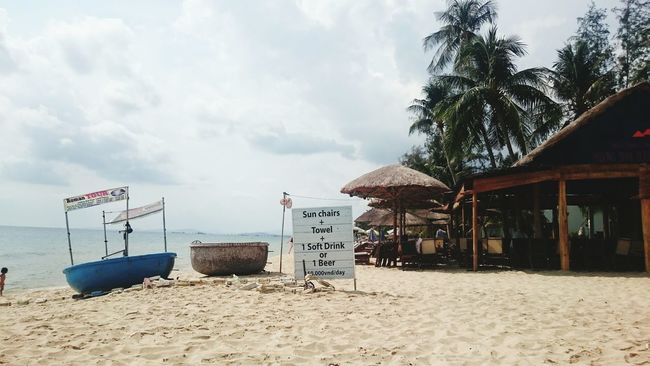 Life Is A Beach Vacation Phu Quoc