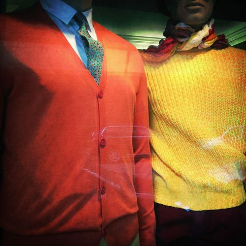 Check these colours out from our summer knitwear collection