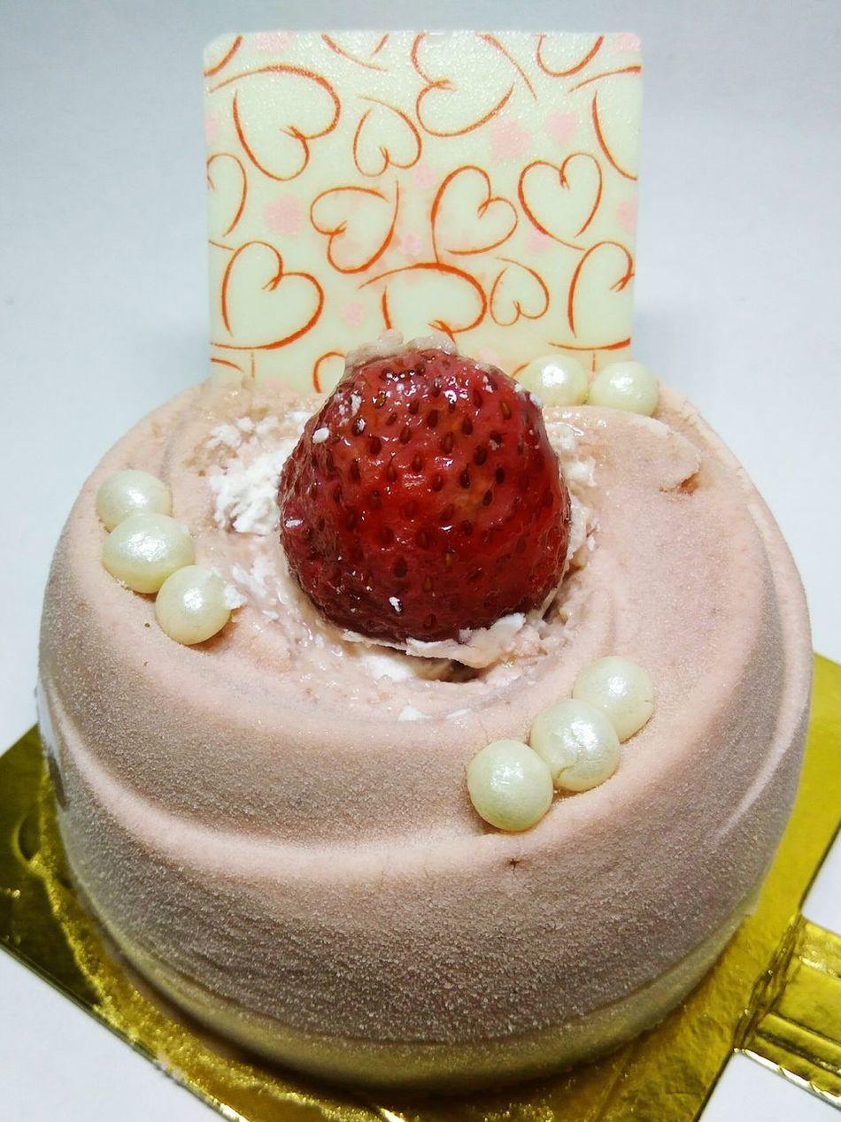 外帶回家後… NOZOMI BAKERY Strawberry Cake いちご ケーキ 딸기 케이크 草莓 蛋糕 望